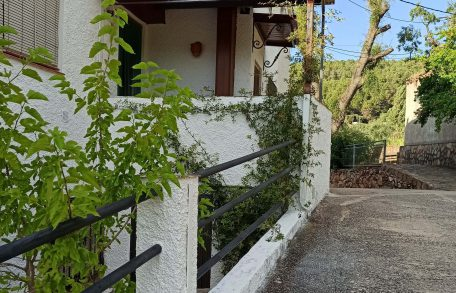 Casa Rural Mesoncillo II - Entrada a la vivivenda