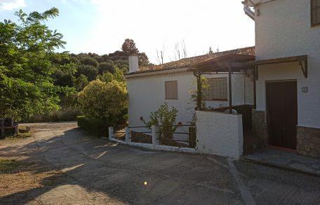 Casa Rural Mesoncillo III - Acceso